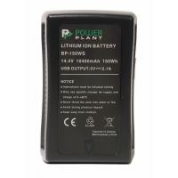 Аккумулятор к фото/видео PowerPlant Sony BP-150WS, 10400mAh (DV00DV1415)
