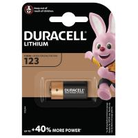 Батарейка Duracell CR 123 / DL 123 * 1 (5000394123106 / 5000784)