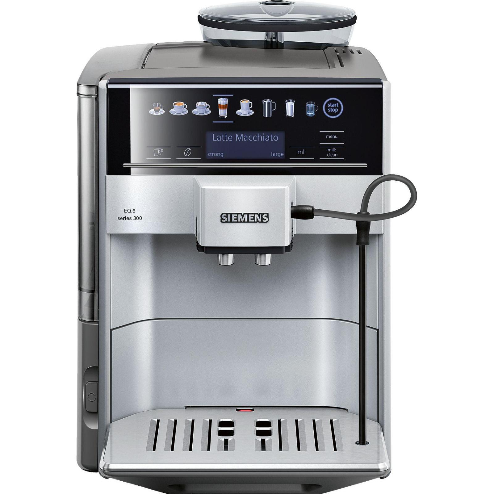 Кофеварка Siemens TE603201RW изображение 2