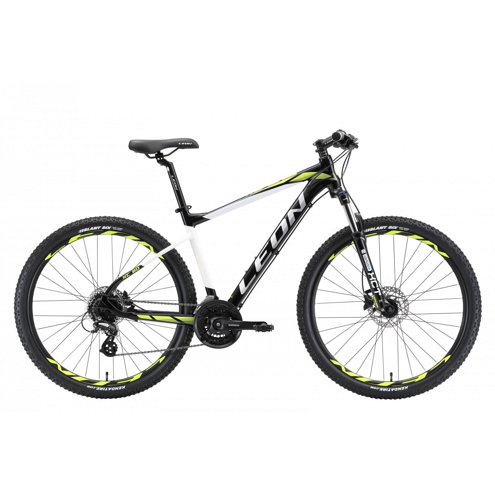 "Велосипед Leon 27.5"" XC-80 2018 AM Hydraulic lock out 14G HDD рама-20"" Al (OPS-LN-27.5-023)"