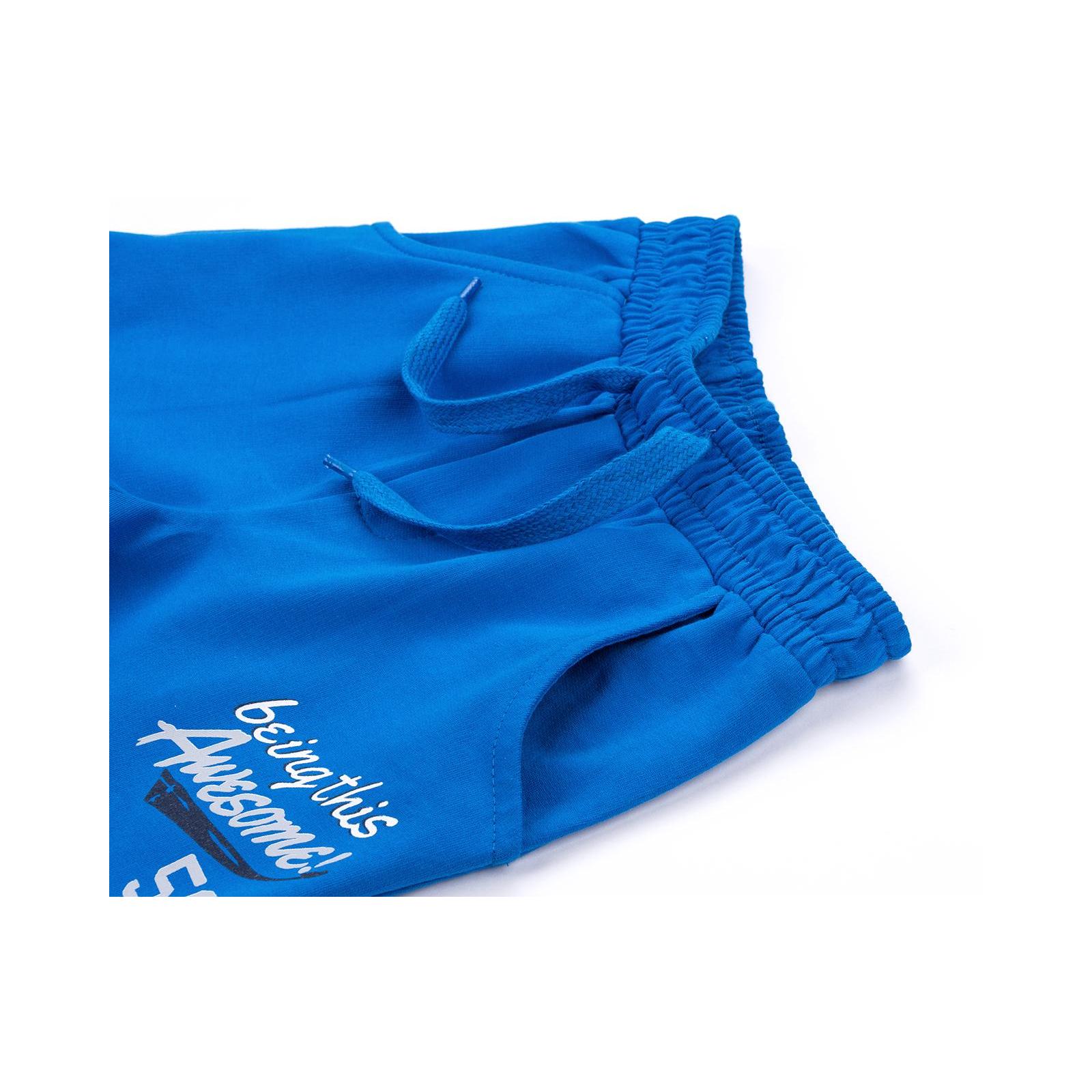 """Набор детской одежды Breeze """"AWESOME"""" (11061-110B-blue) изображение 10"""