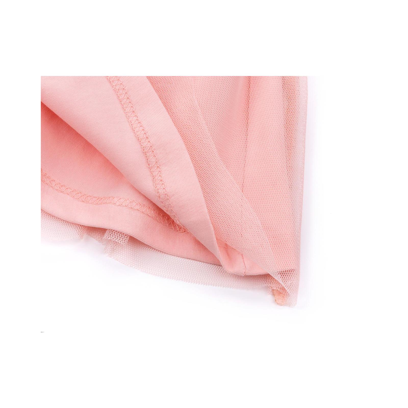 Платье Breeze с котиком (9774-104G-peach) изображение 5