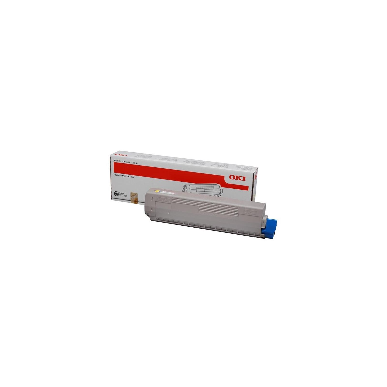 Тонер-картридж OKI C813 Cyan (46471115)