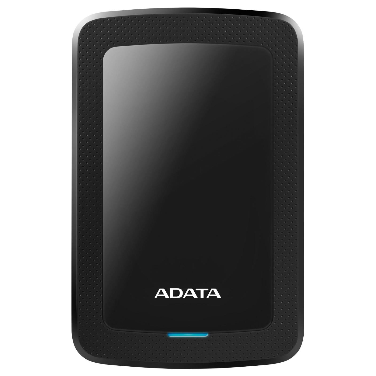 """Внешний жесткий диск 2.5"""" 5TB ADATA (AHV300-5TU31-CRD)"""