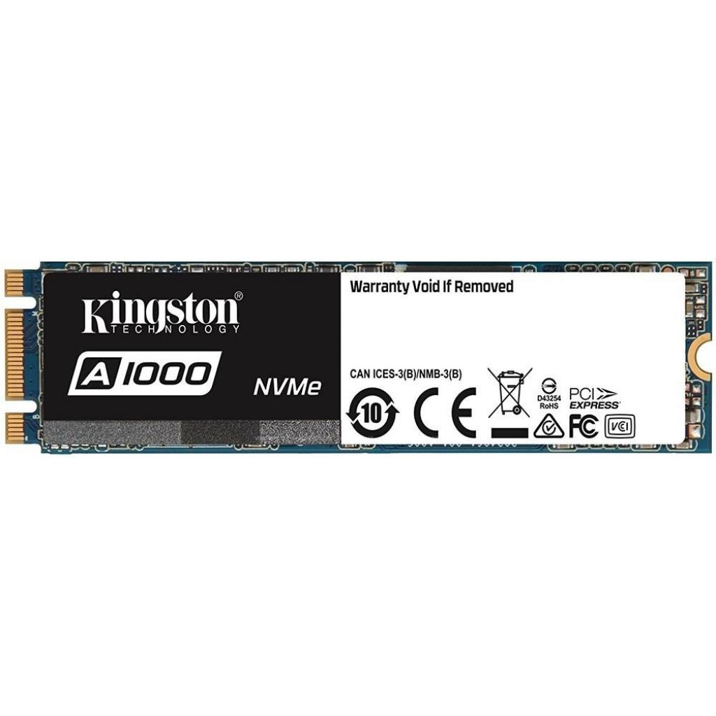 Накопитель SSD M.2 960GB Kingston (SA1000M8/960G)
