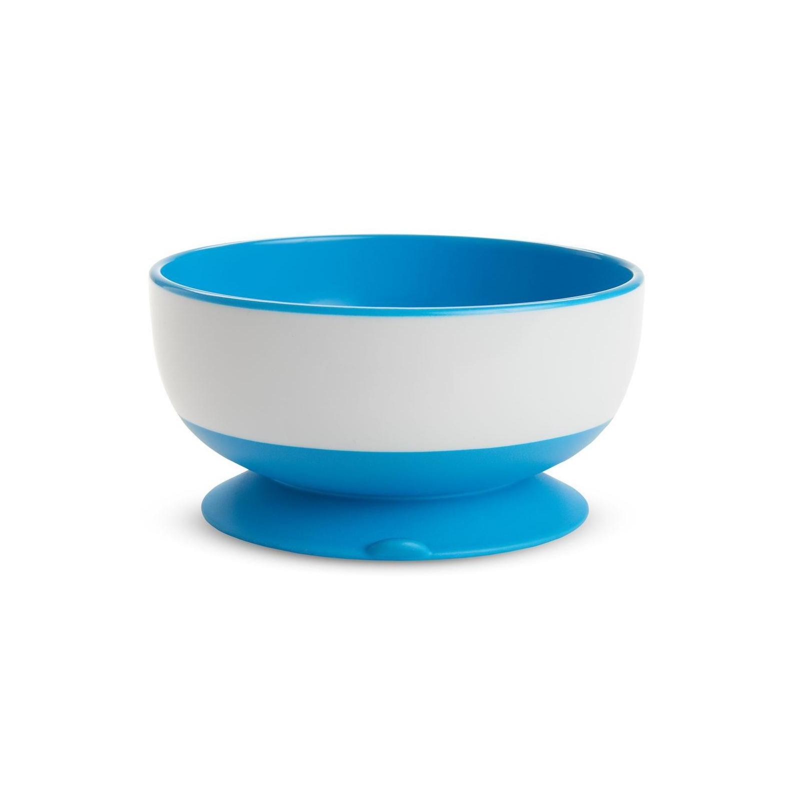 Набор детской посуды Munchkin тарелки с присосками 3 шт. (01107504) изображение 3