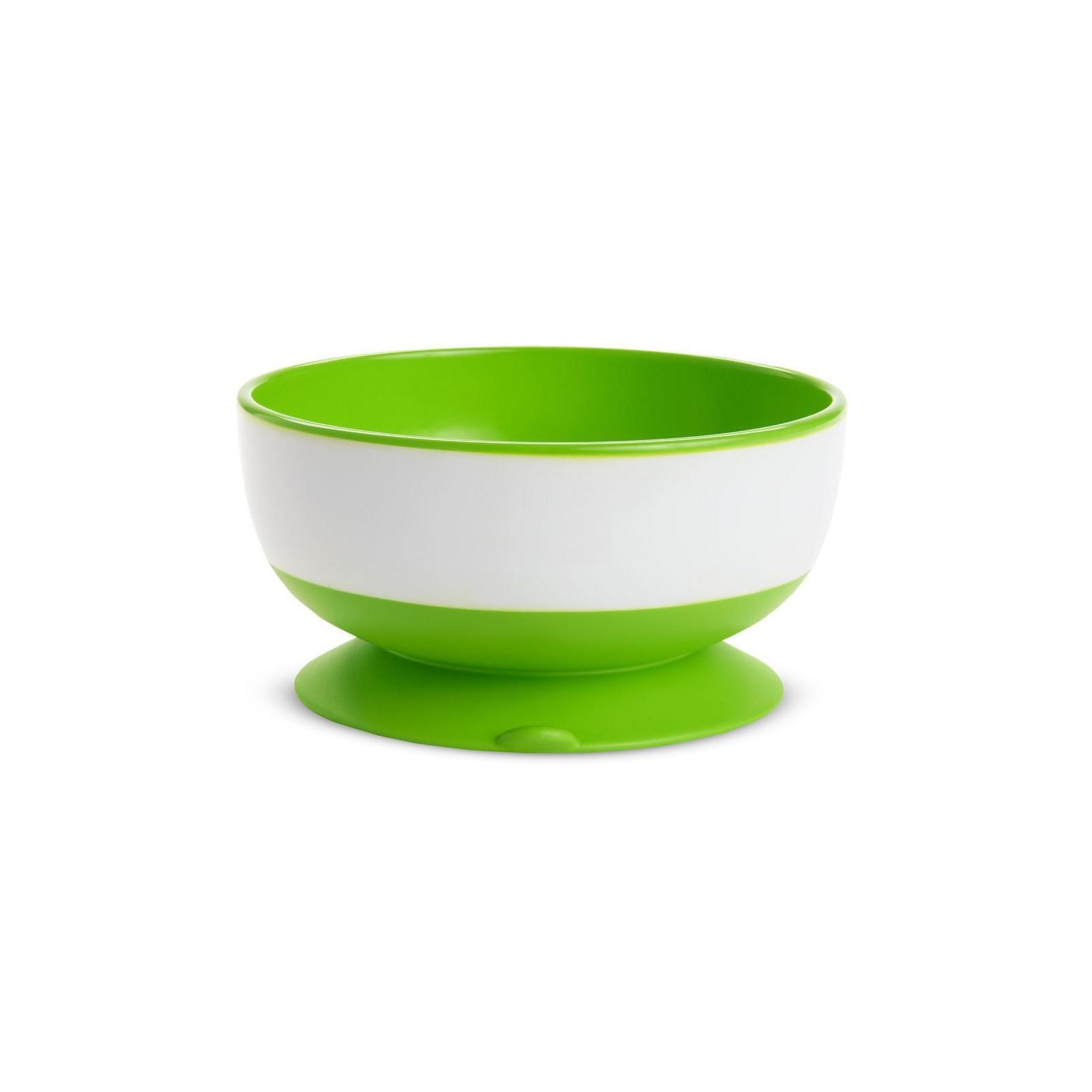 Набор детской посуды Munchkin тарелки с присосками 3 шт. (01107504) изображение 4