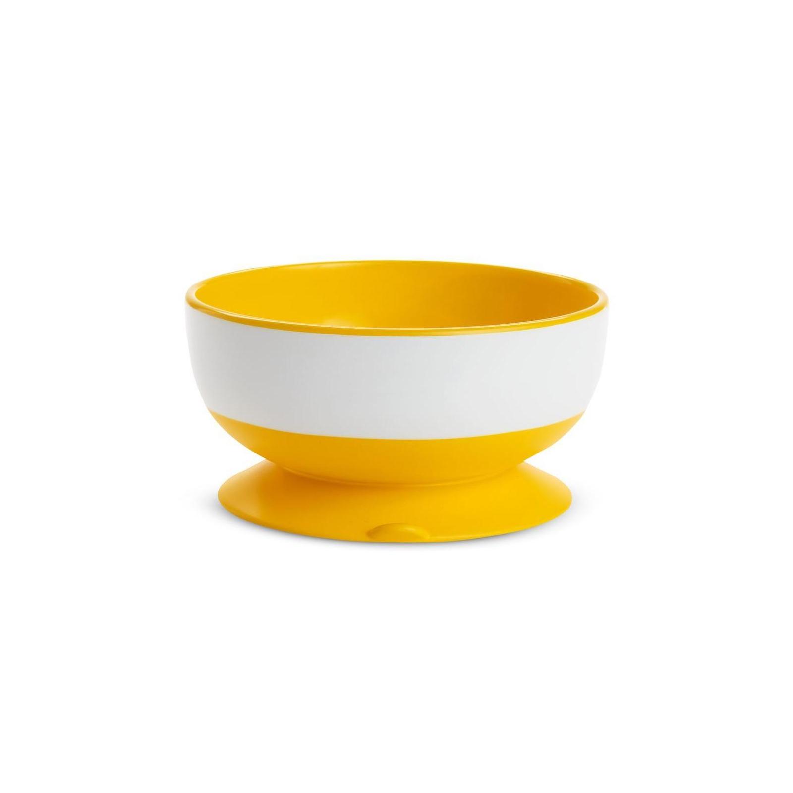 Набор детской посуды Munchkin тарелки с присосками 3 шт. (01107504) изображение 5