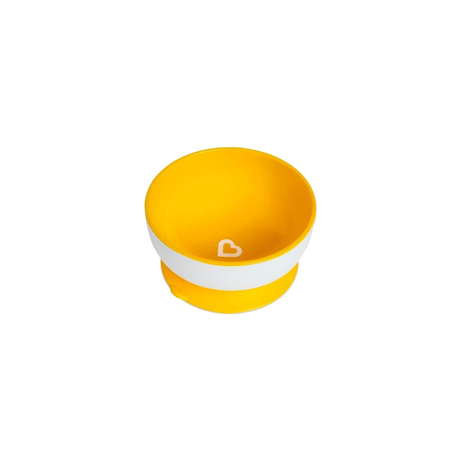 Набор детской посуды Munchkin тарелки с присосками 3 шт. (01107504) изображение 8