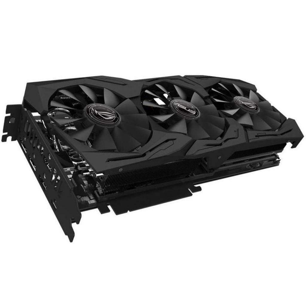 Видеокарта ASUS GeForce RTX2070 8192Mb ROG STRIX OC GAMING (ROG-STRIX-RTX2070-O8G-GAMING) изображение 2