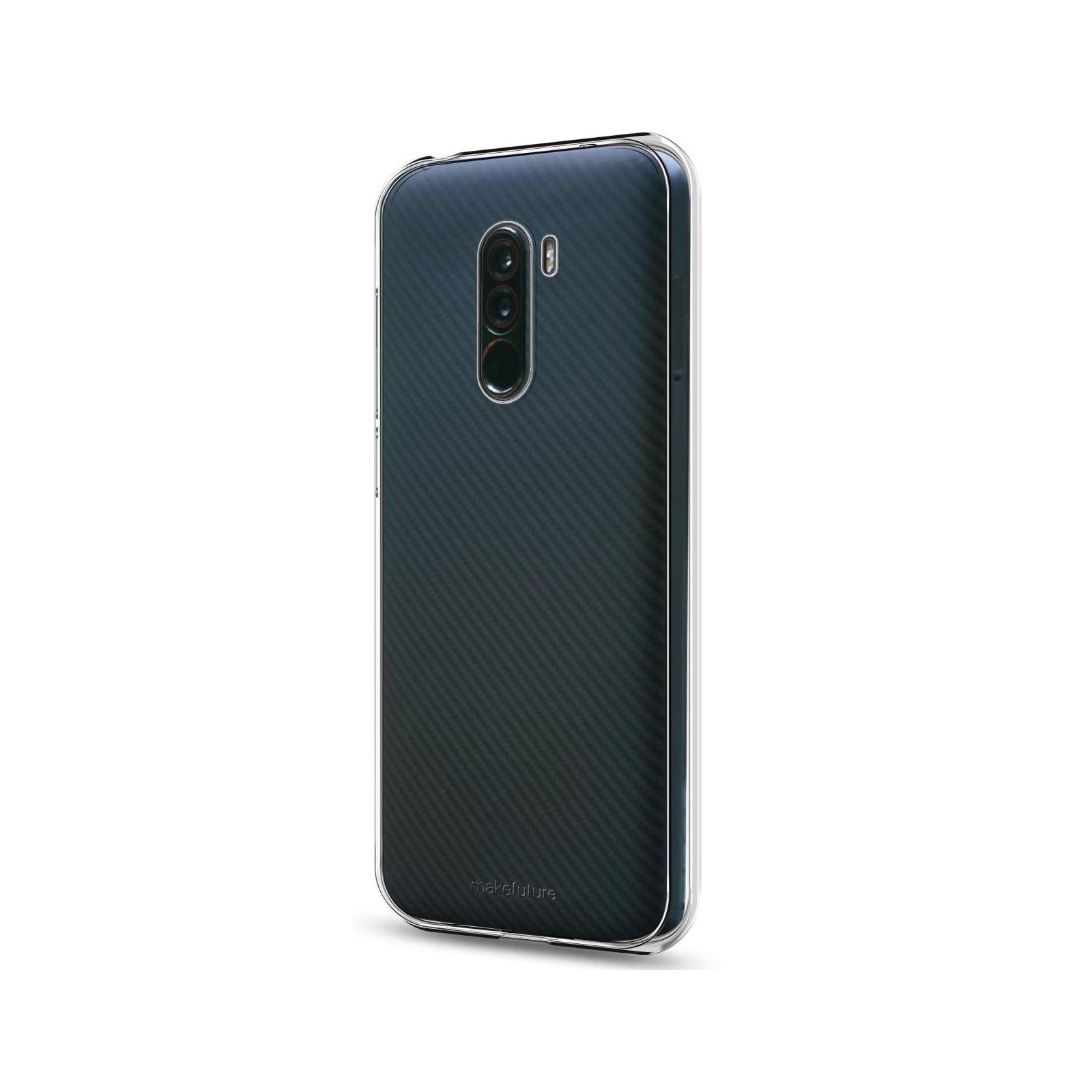 Чехол для моб. телефона MakeFuture Air Case (TPU) Xiaomi Pocophone F1 Clear (MCA-XPF1CL) изображение 2