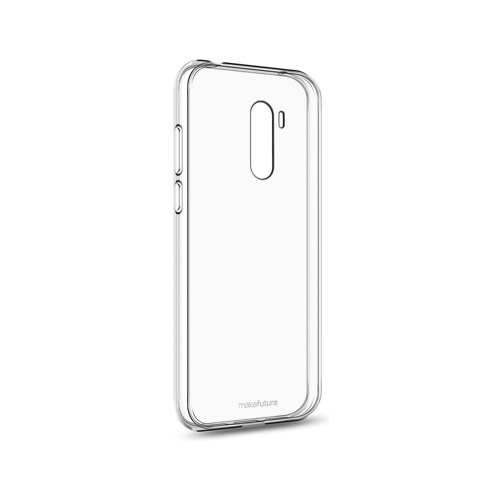 Чехол для моб. телефона MakeFuture Air Case (TPU) Xiaomi Pocophone F1 Clear (MCA-XPF1CL)