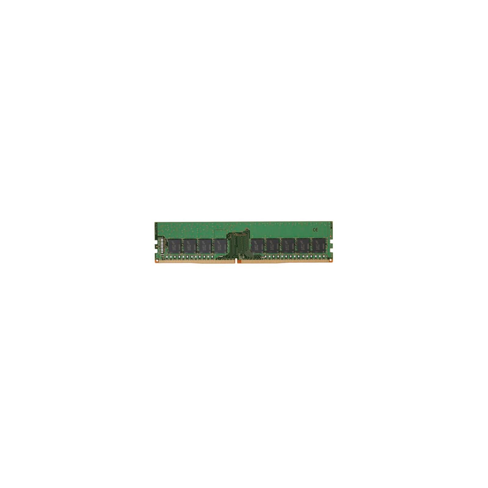 Модуль памяти для сервера DDR4 16GB ECC UDIMM 2400MHz 2Rx8 1.2V CL17 Kingston (KSM24ED8/16ME) изображение 2