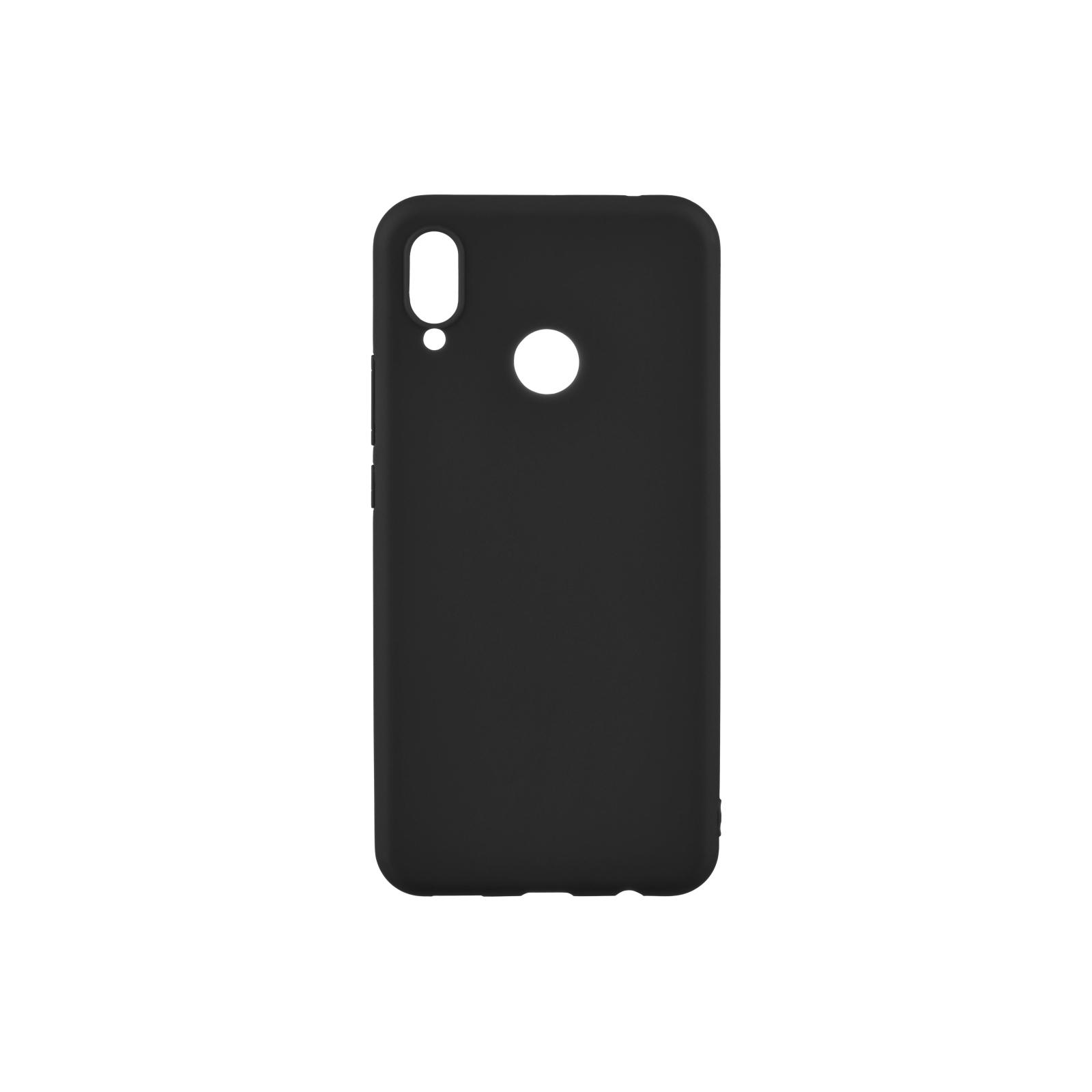 Чехол для моб. телефона 2E Huawei Y6 2018, Soft touch, Black (2E-H-Y6-18-NKST-BK)