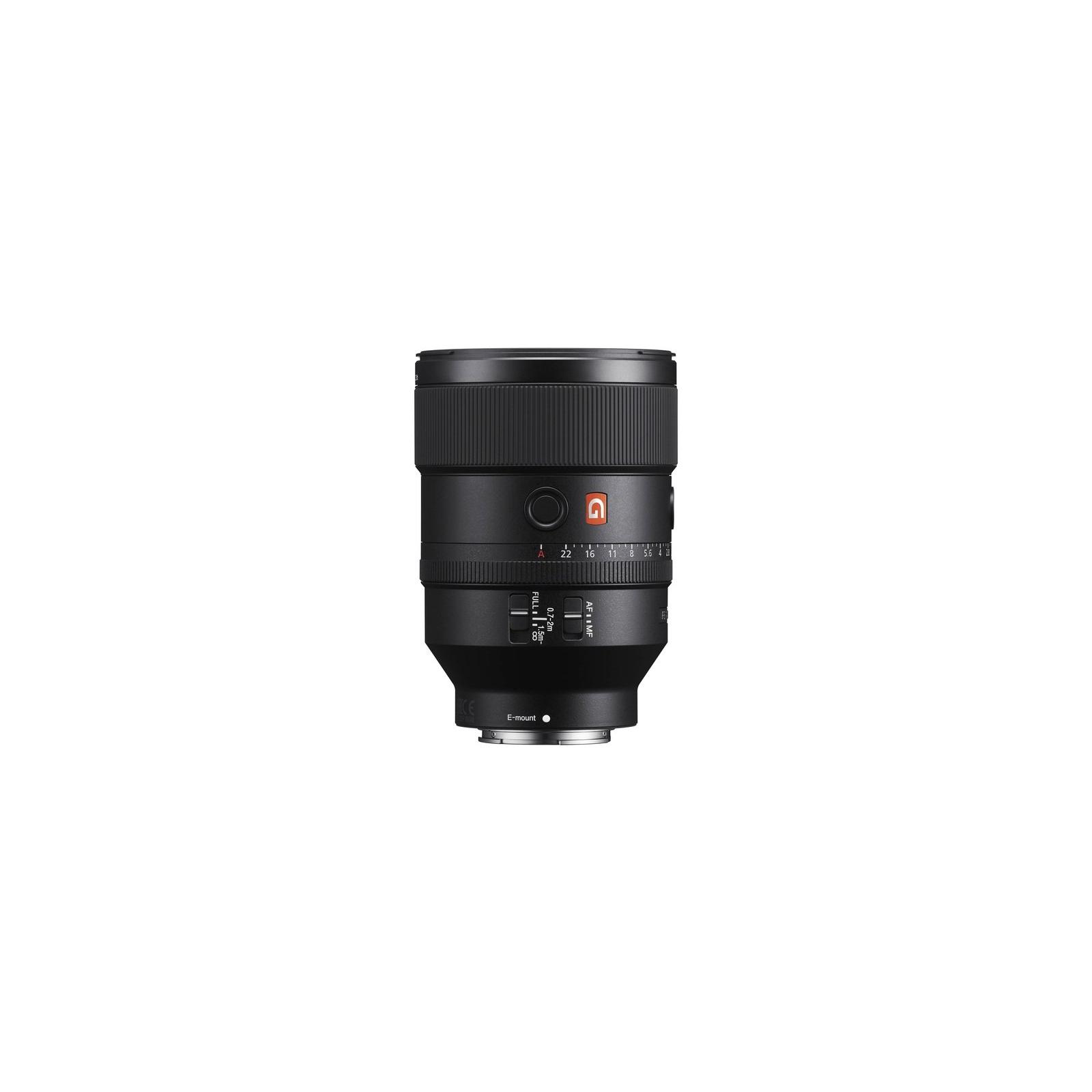 Объектив Sony 135mm, f/1.8 GM для камер NEX FF (SEL135F18GM.SYX) изображение 3