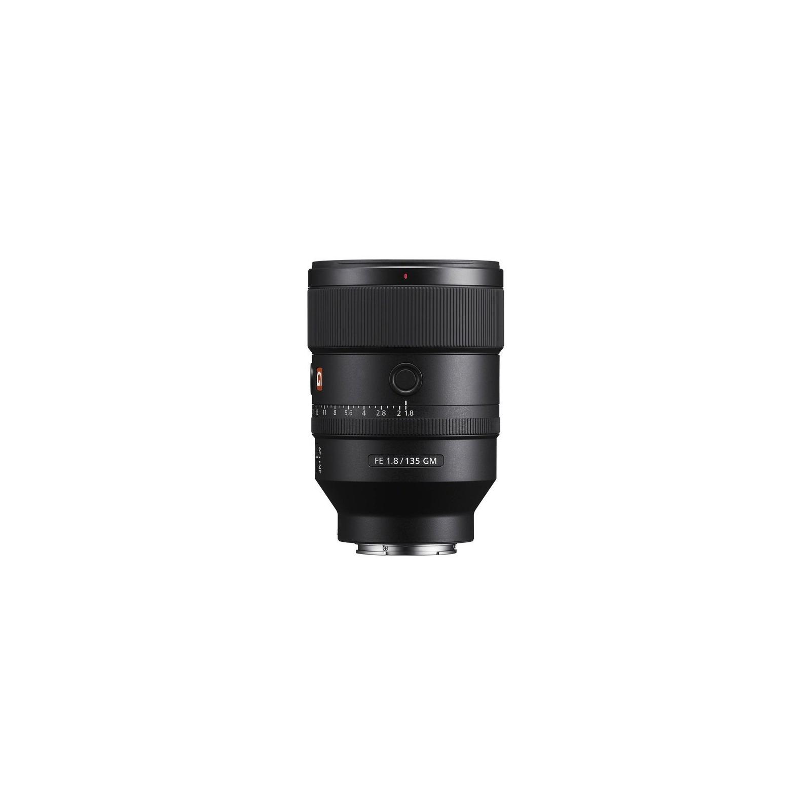 Объектив Sony 135mm, f/1.8 GM для камер NEX FF (SEL135F18GM.SYX) изображение 4