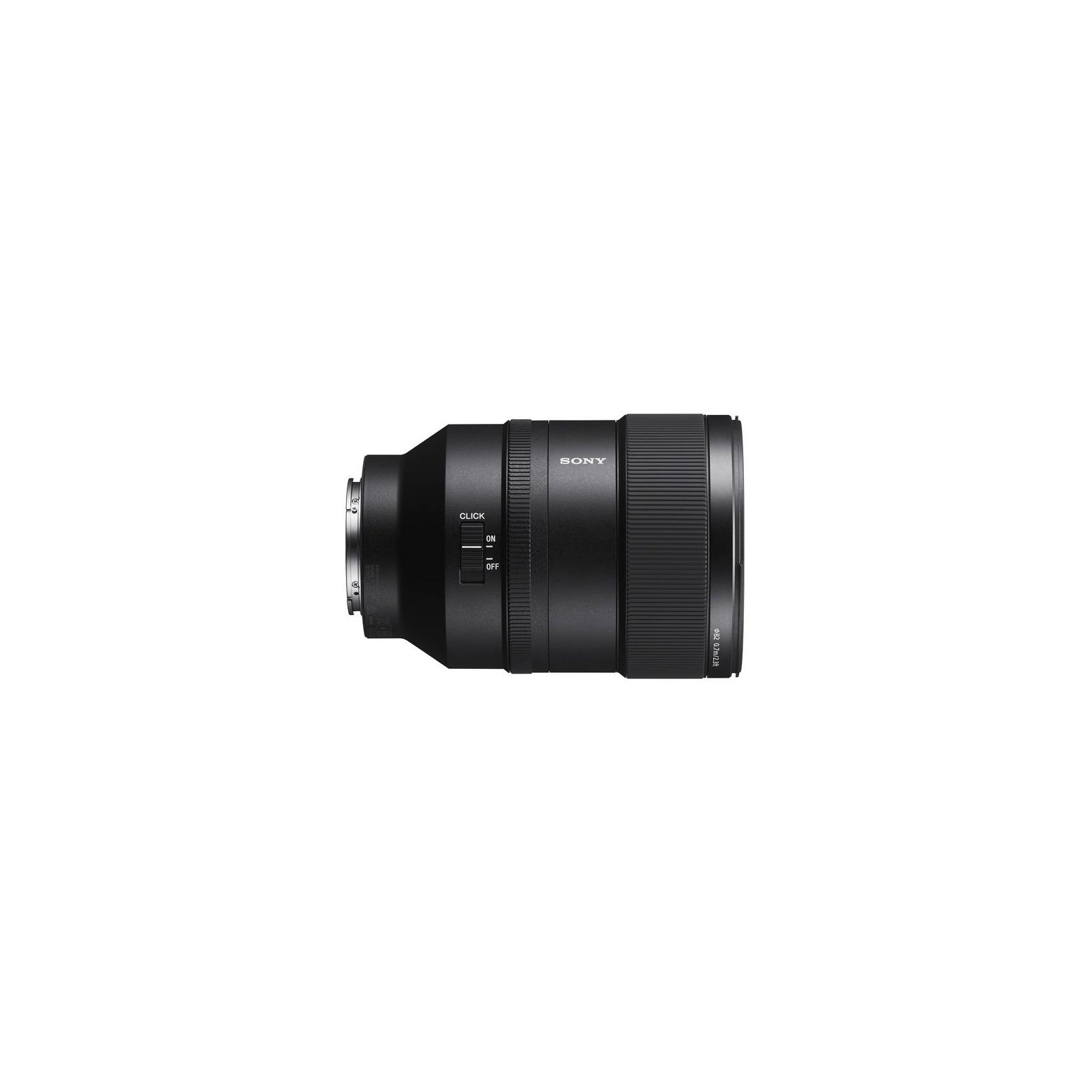 Объектив Sony 135mm, f/1.8 GM для камер NEX FF (SEL135F18GM.SYX) изображение 5