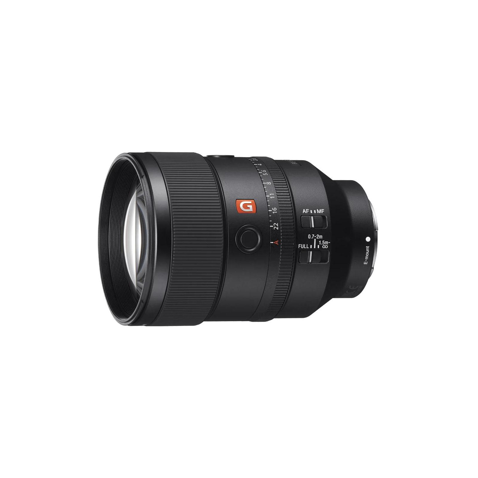 Объектив Sony 135mm, f/1.8 GM для камер NEX FF (SEL135F18GM.SYX)