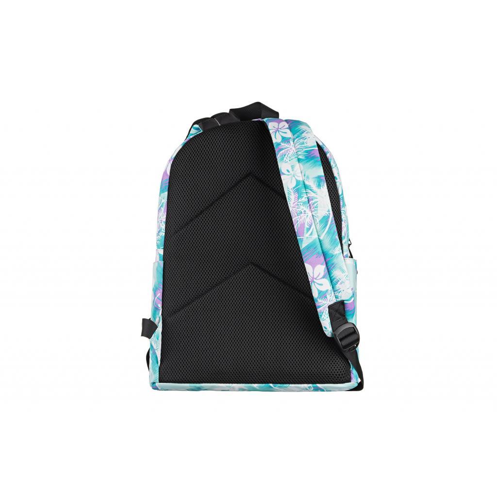 "Рюкзак для ноутбука 2E 13"" TeensPack Wildflowers, Green-blue (2E-BPT6114GB) зображення 3"