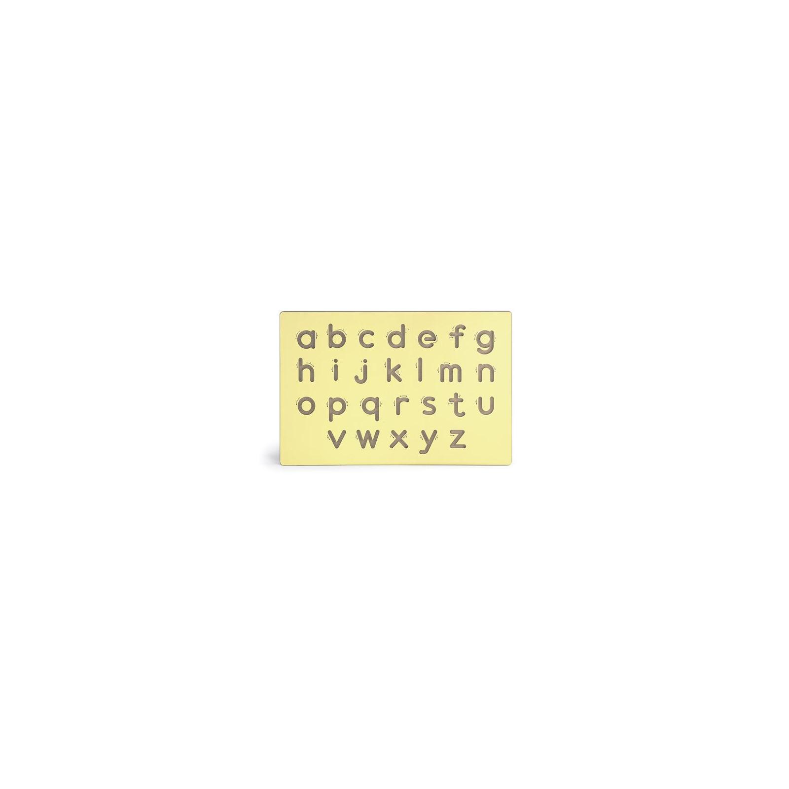 Навчальний набір Viga Toys Написання малих літер (50858)
