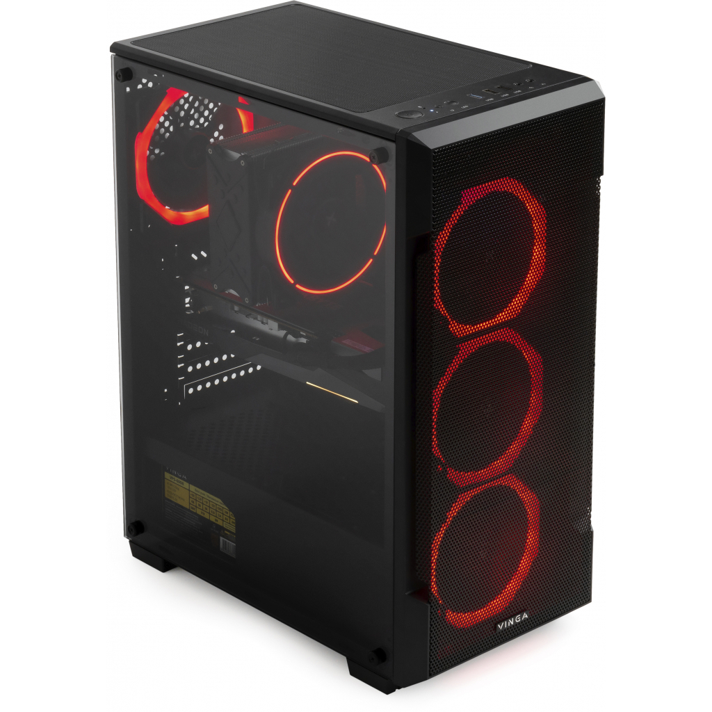 Компьютер Vinga Cheetah A5364 (R5M32R6600XTW.A5364) изображение 2