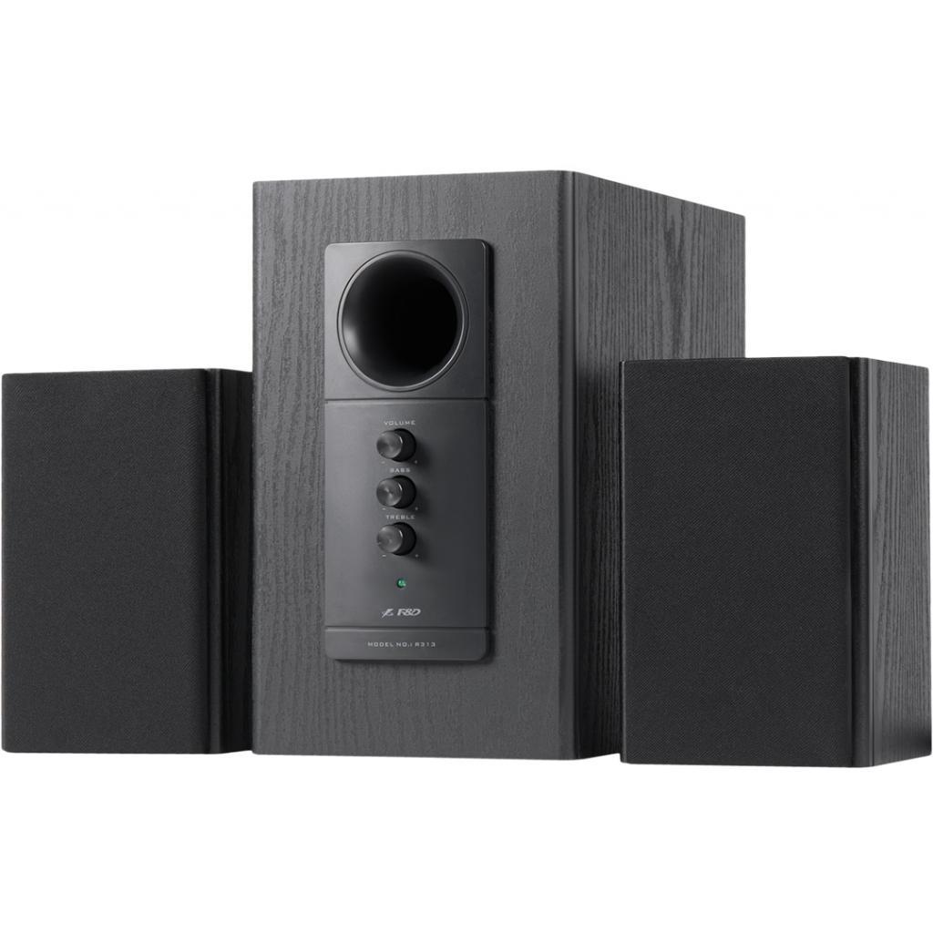 Акустическая система R313 F&D (R313 Black)