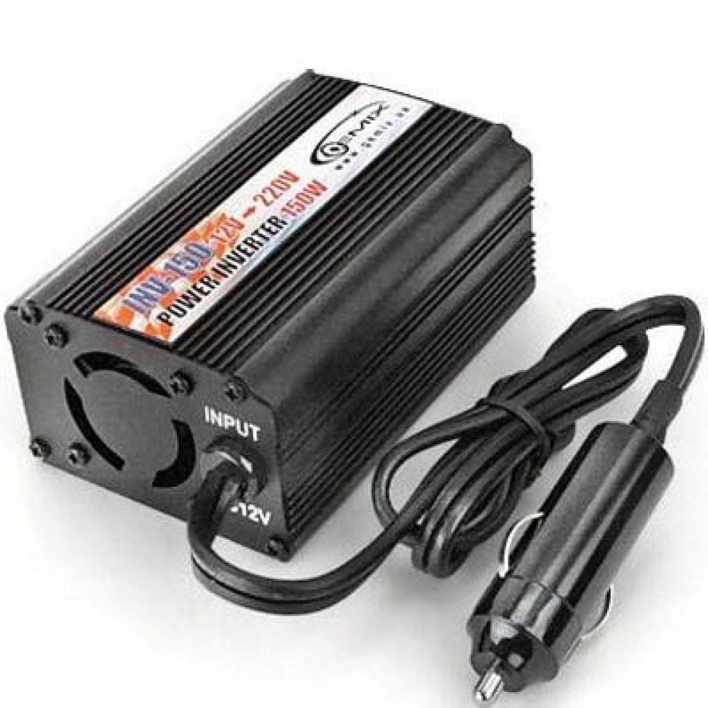 Адаптер автомобильный 12V/220V GEMIX INV-150