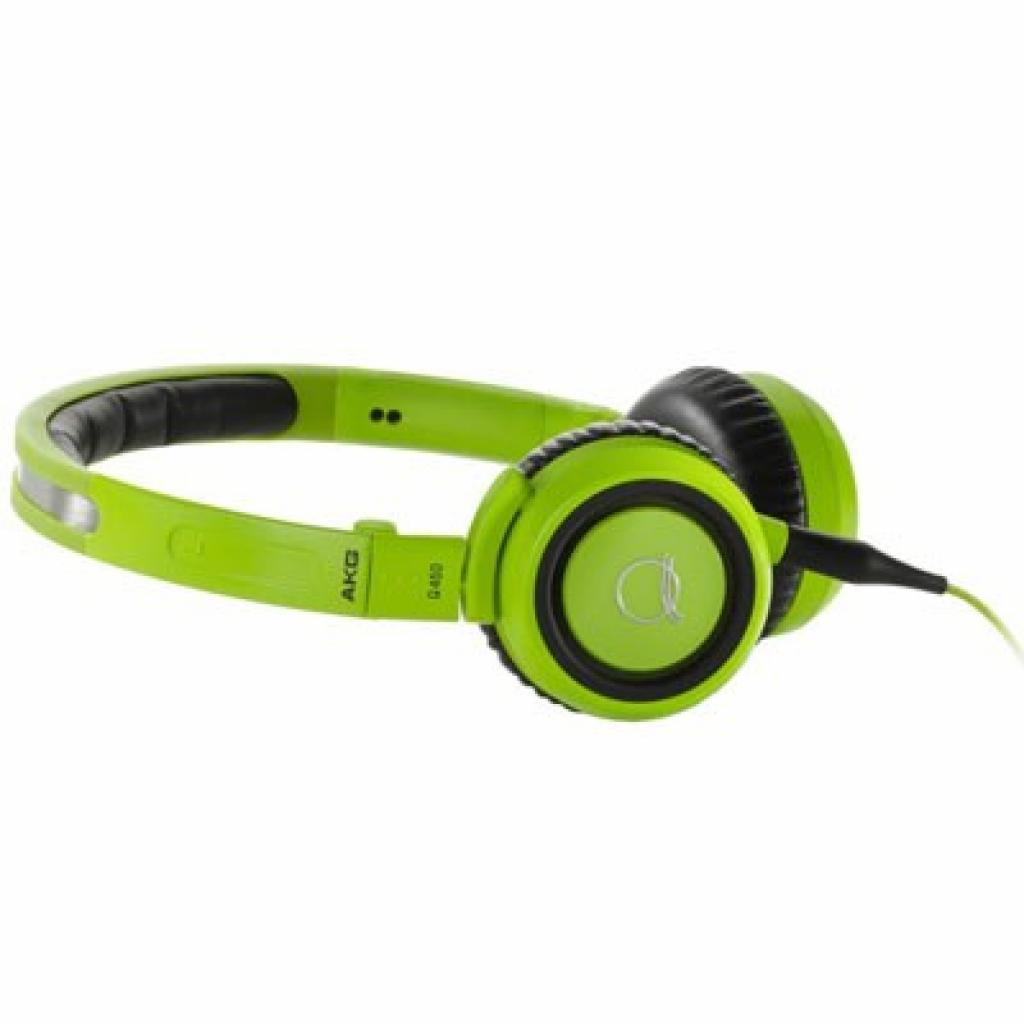 Наушники AKG Q 460 зелений (Q460GRN)