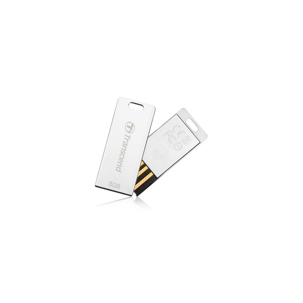 USB флеш накопитель 8Gb JetFlash T3S Transcend (TS8GJFT3S)