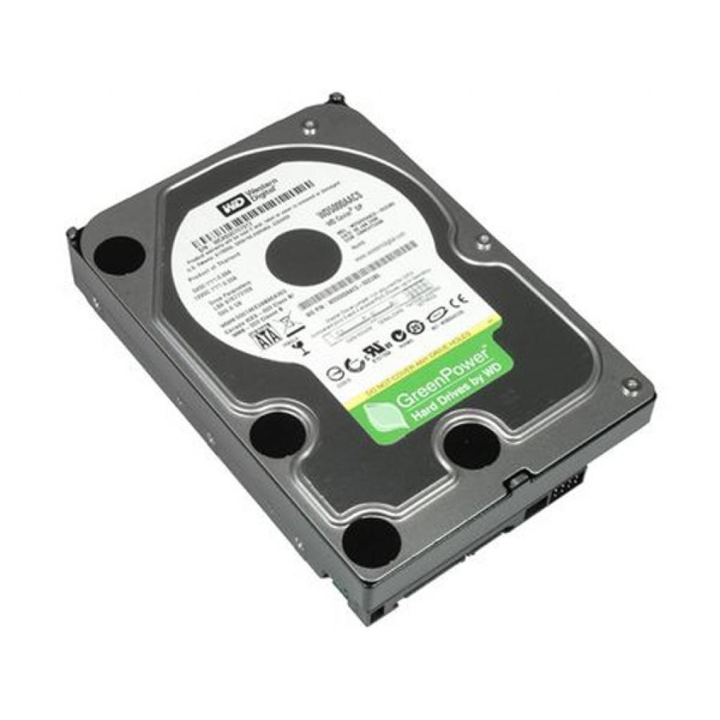 """Жесткий диск 3.5""""  500GB Western Digital (WD5000AACS) изображение 2"""