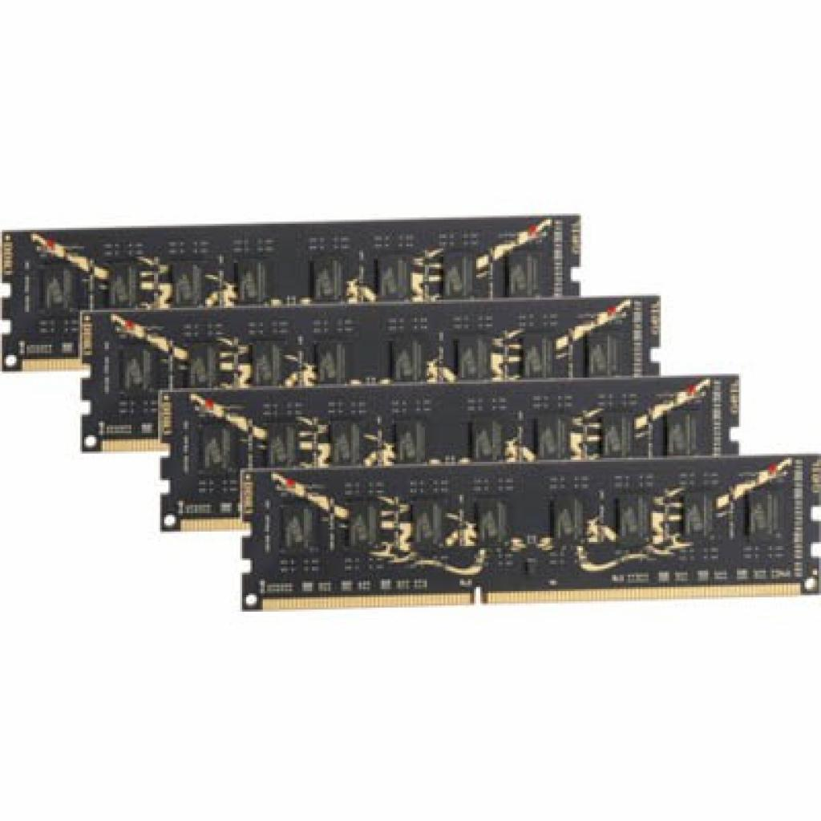 Модуль памяти для компьютера DDR3 16GB (4x4GB) 1333 MHz GEIL (GB316GB1333C9QC)