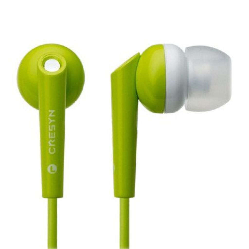 Наушники Cresyn C260E Green (CPE-EP0260EL01)
