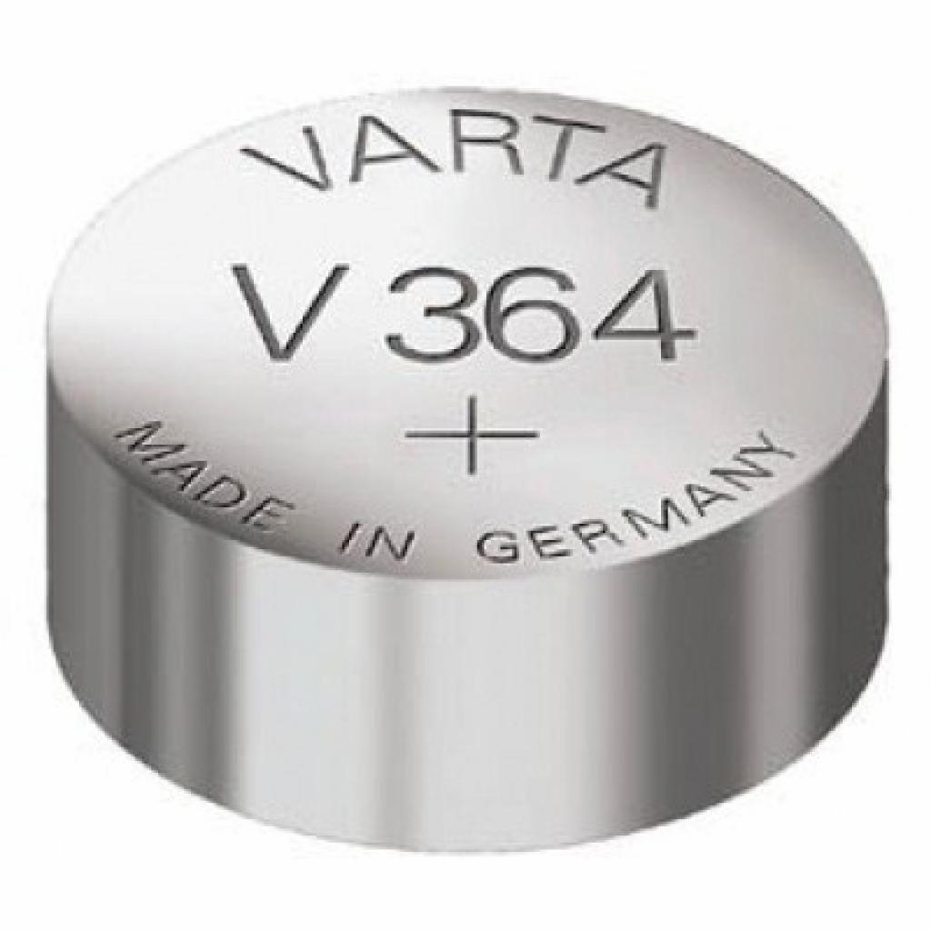 Батарейка Varta V 364 WATCH (00364101111)