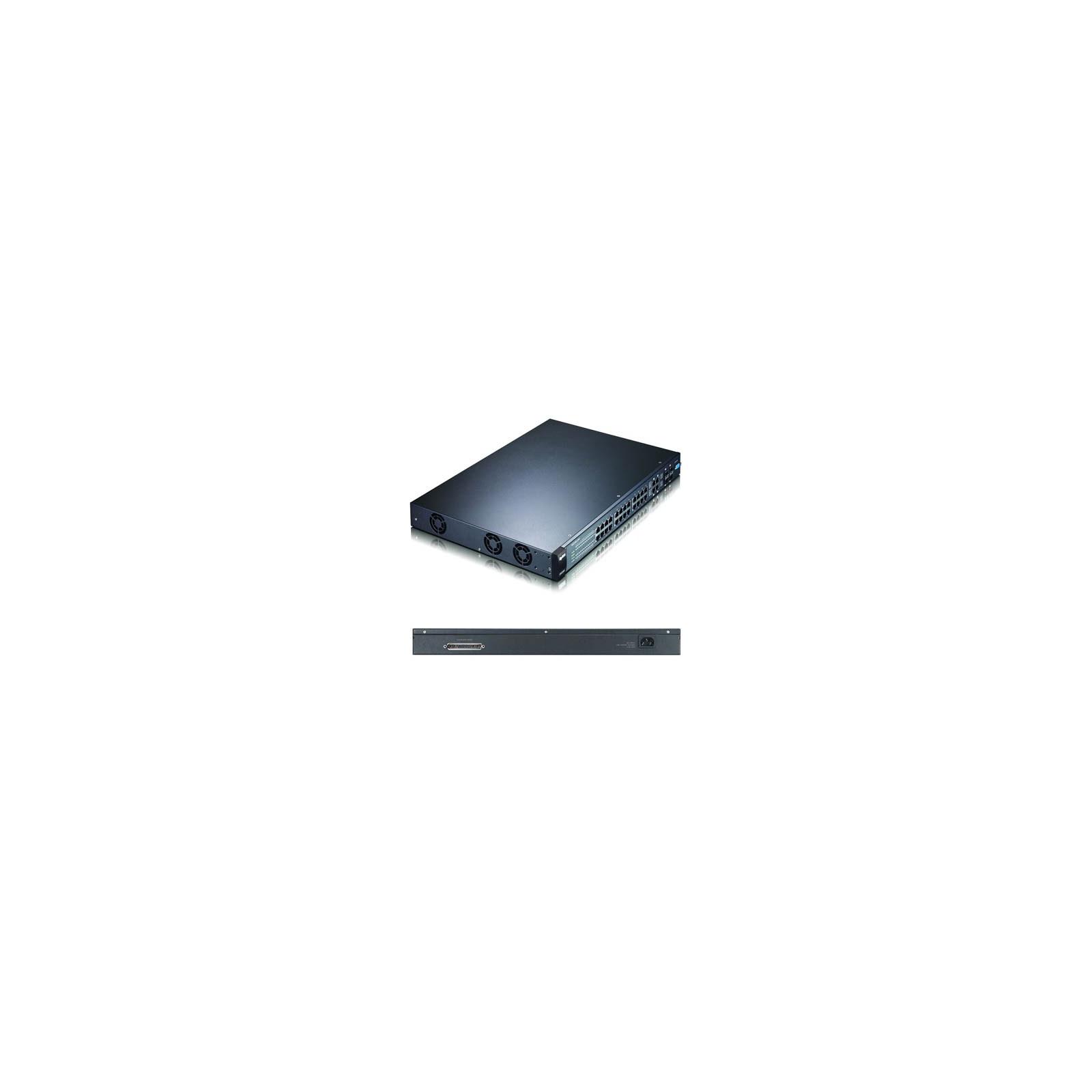 Коммутатор сетевой ZyXel GS2200-24P изображение 2