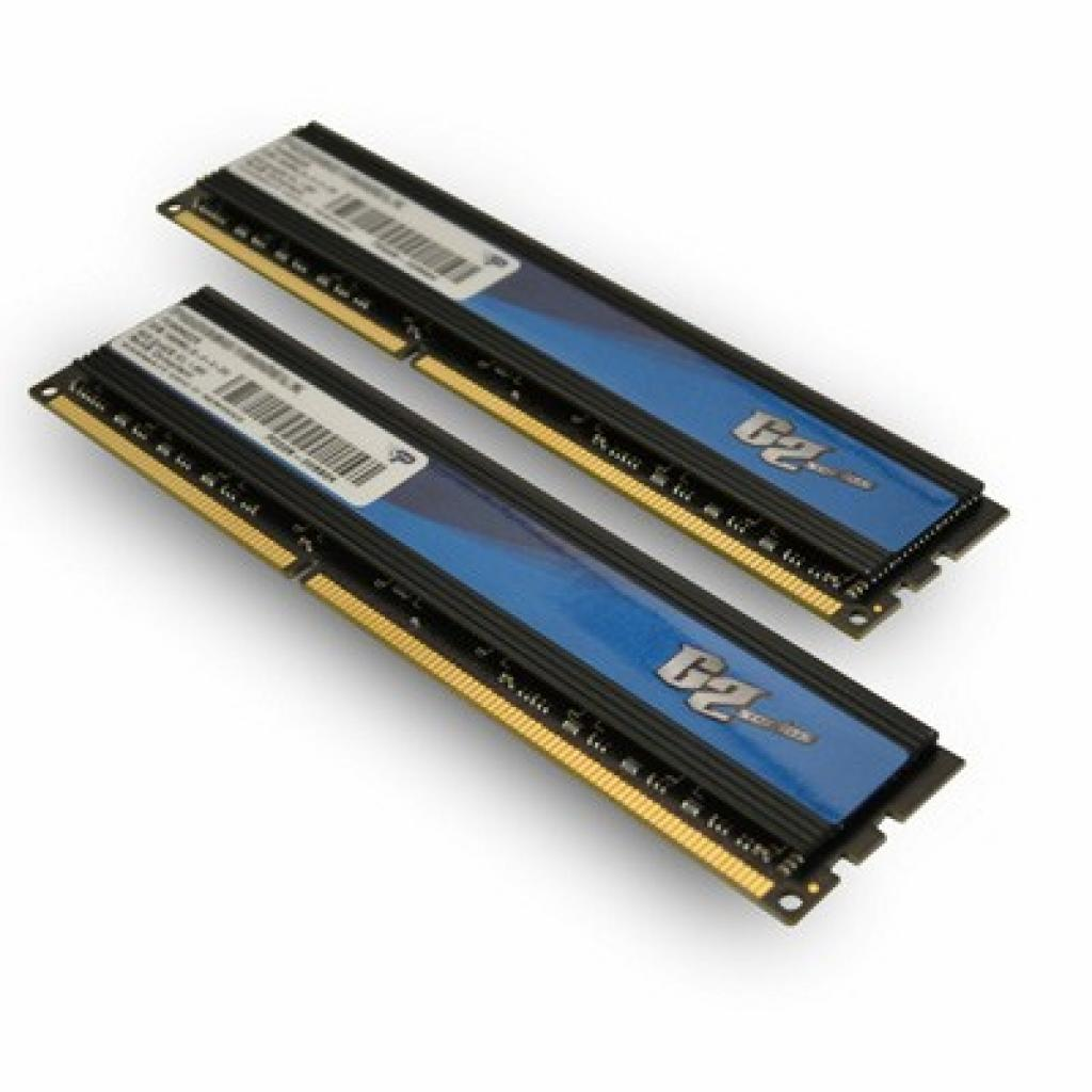 Модуль памяти для компьютера DDR3 16GB (2x8GB) 1600 MHz Patriot (PGD316G1600ELK)