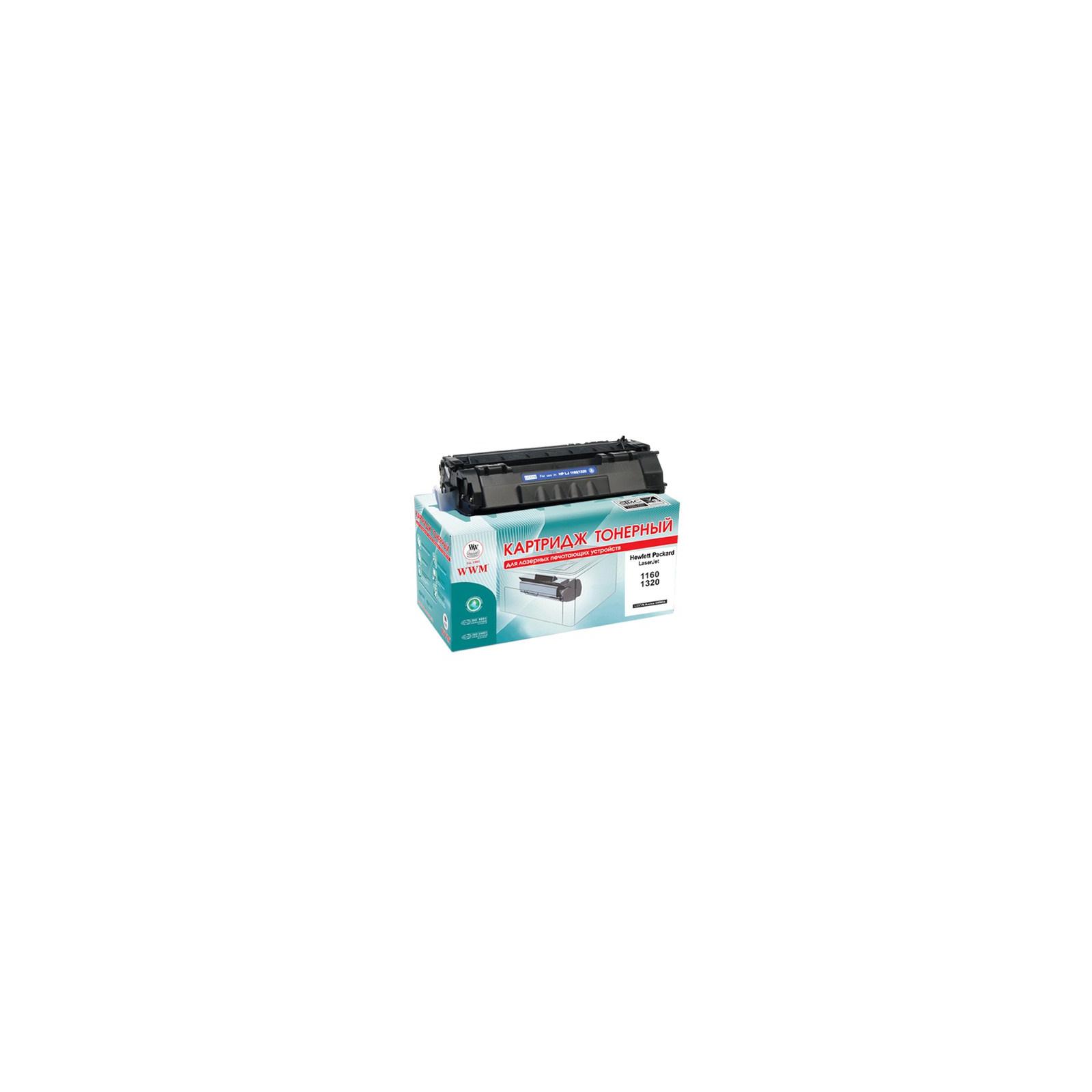 Картридж WWM для HP LJ 1160/1320 (LC17N)