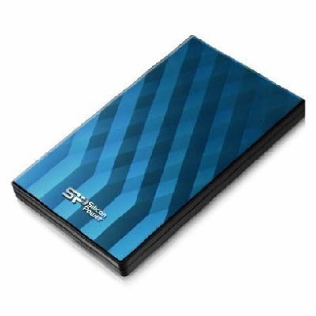 "Внешний жесткий диск 2.5"" 500GB Silicon Power (SP500GBPHDD10S3B)"