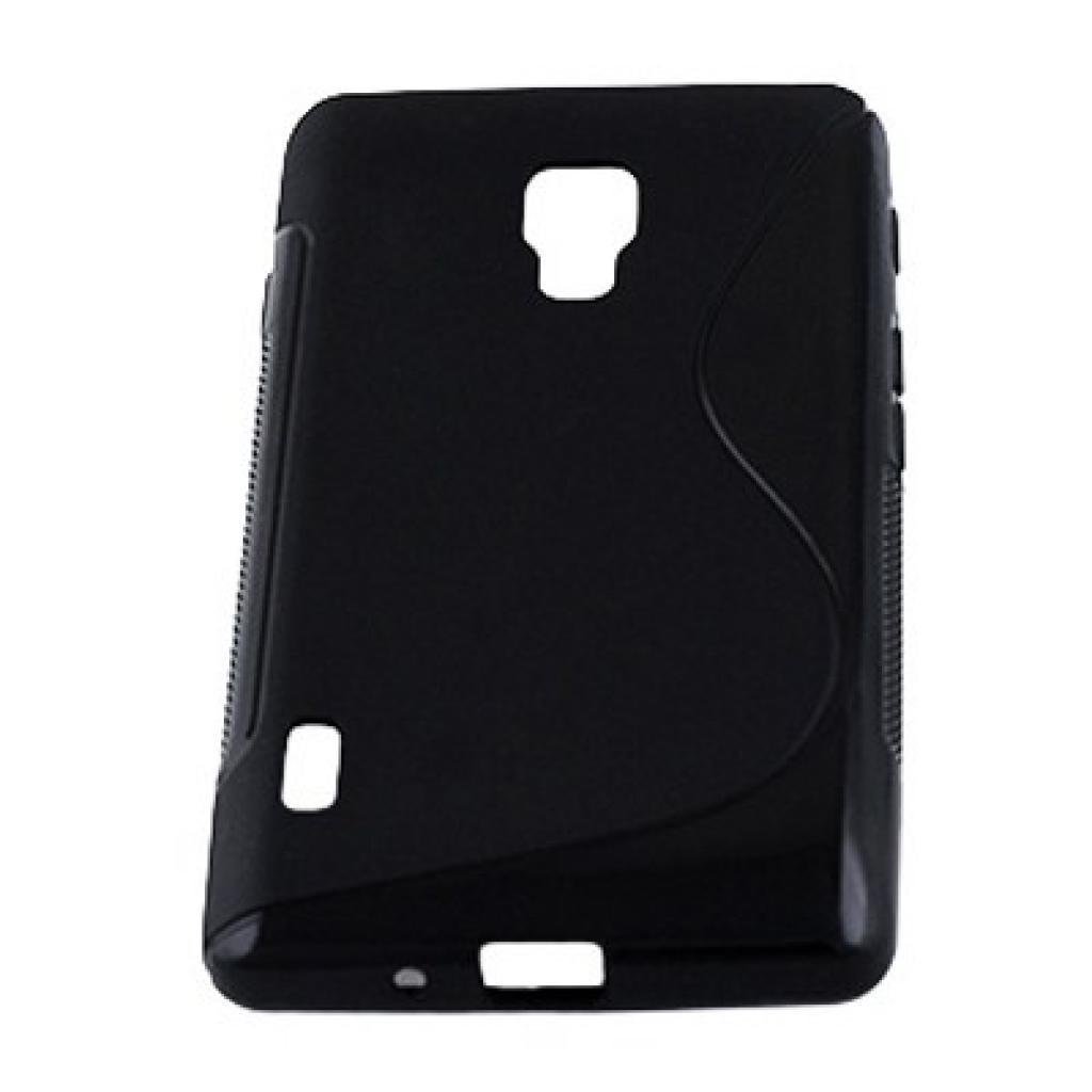 Чехол для моб. телефона Drobak для LG Optimus L7 II P713 /Elastic PU (211527)