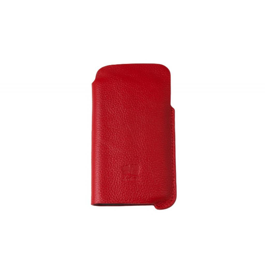 Чехол для моб. телефона Drobak для Samsung I9500 Galaxy S4 /Classic pocket Red (215249) изображение 2