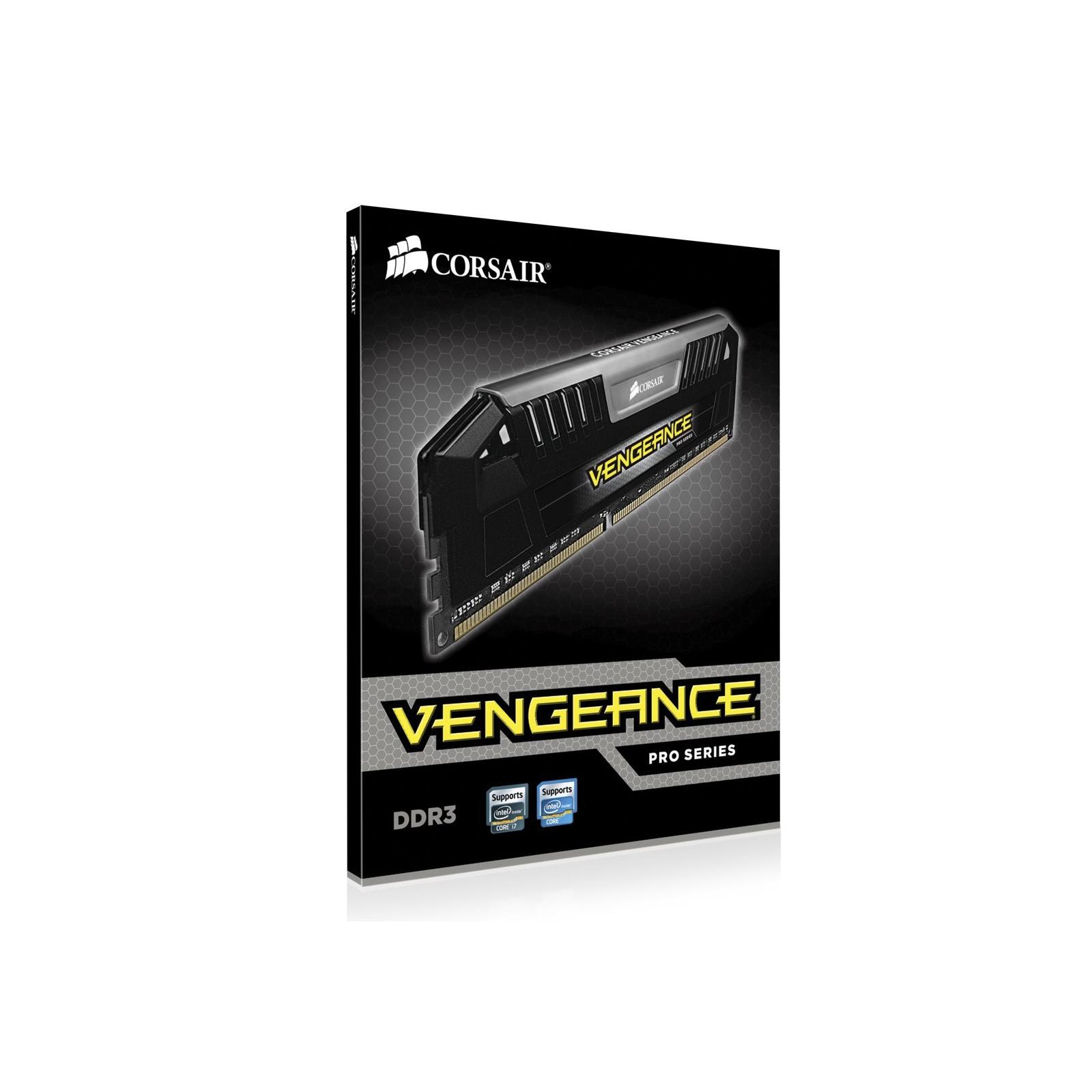 Модуль памяти для компьютера DDR3 8GB (2x4GB) 2133 MHz CORSAIR (CMY8GX3M2A2133C11) изображение 3