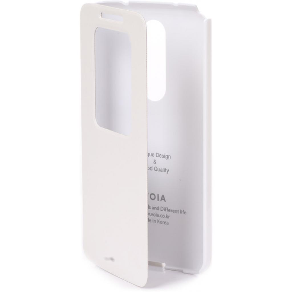 Чехол для моб. телефона VOIA для LG D802 Optimus G ІІ /Flip/White (6093473)