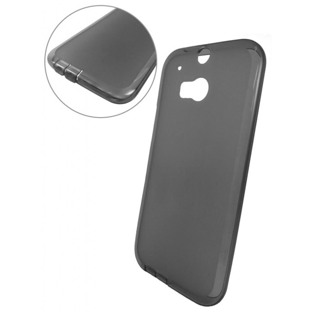 Чехол для моб. телефона GLOBAL для HTC One M8 (темный) (1283126459139)