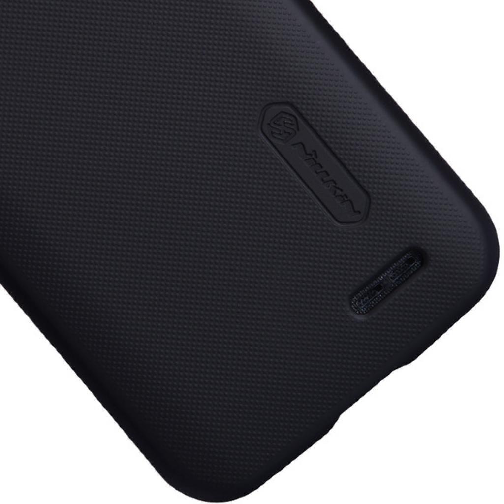 Чехол для моб. телефона NILLKIN для LG L90/D410 /Super Frosted Shield/Black (6147145) изображение 4