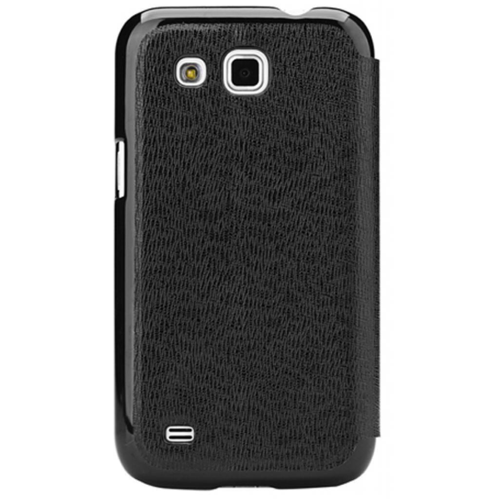 Чехол для моб. телефона Rock Samsung Galaxy Win I869 Excel series black (I869-50369) изображение 2
