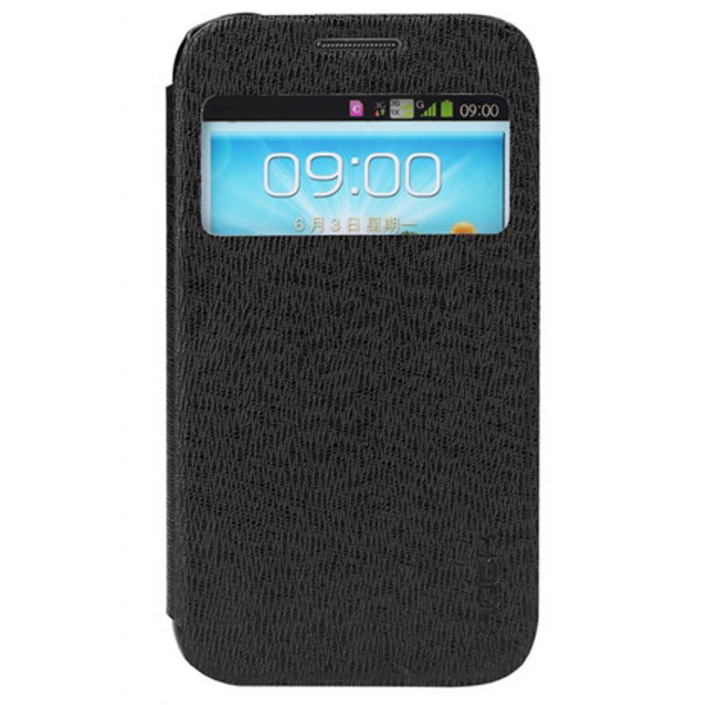 Чехол для моб. телефона Rock Samsung Galaxy Win I869 Excel series black (I869-50369)