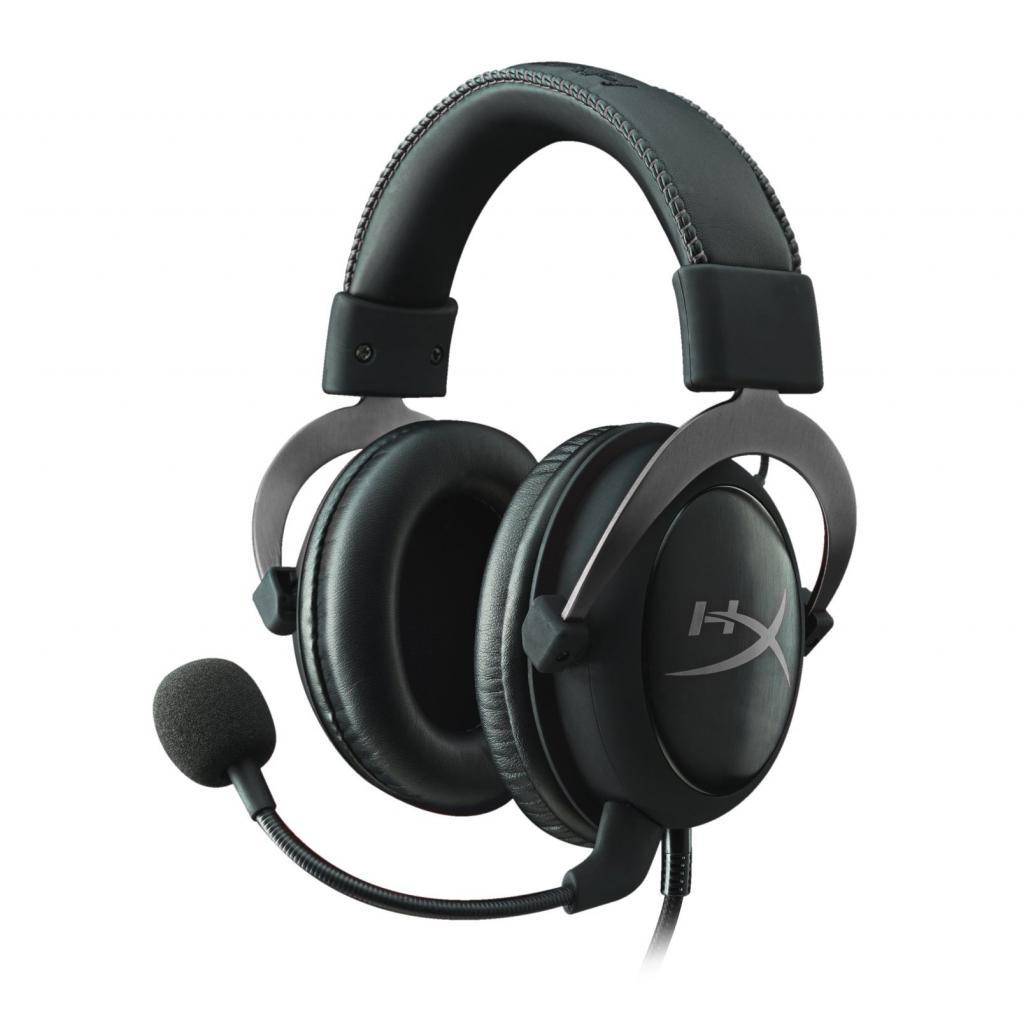 Наушники HyperX Cloud II Gaming Gun Metal (KHX-HSCP-GM)