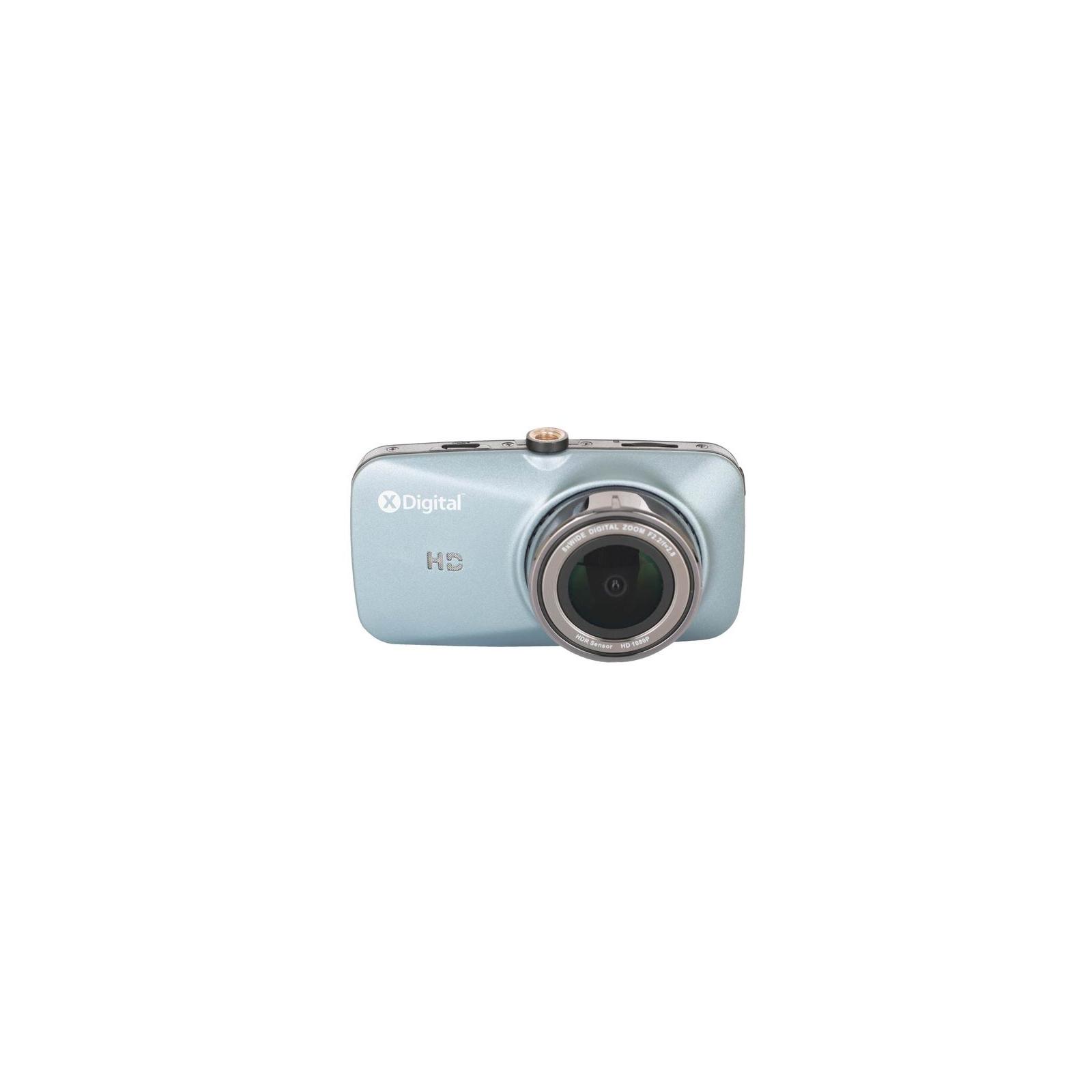 Видеорегистратор X-DIGITAL AVR-FHD-550 Blue изображение 3