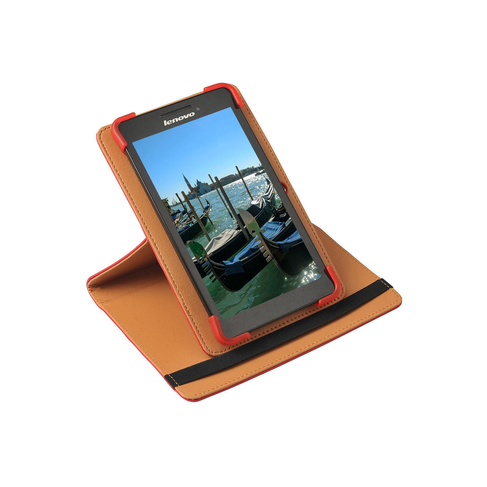 "Чехол для планшета Grand-X universal 7"" Grand-X TC03 Red (UTC - GX7TC03R) изображение 10"