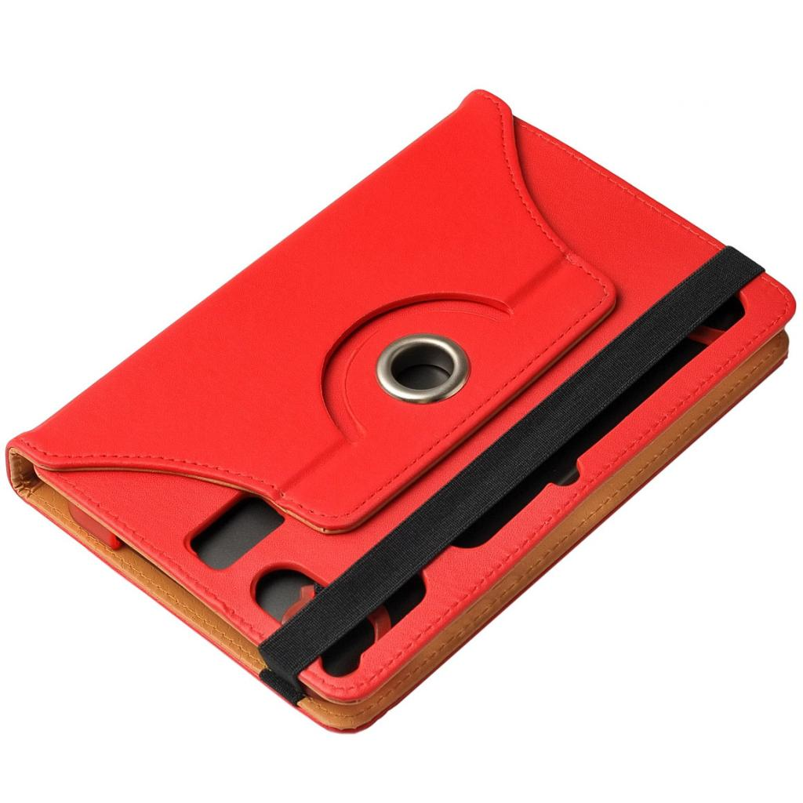 "Чехол для планшета Grand-X universal 7"" Grand-X TC03 Red (UTC - GX7TC03R) изображение 5"