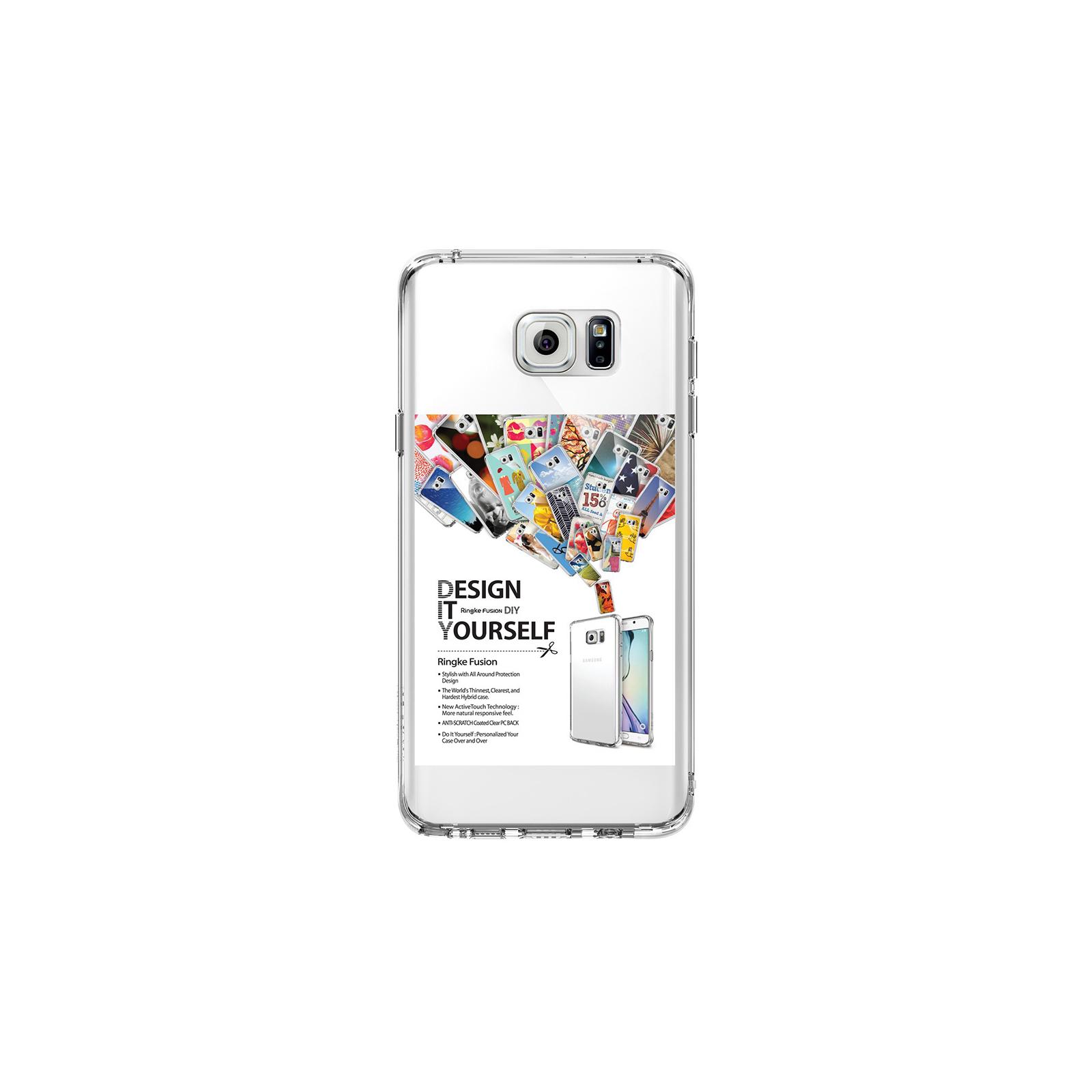 Чехол для моб. телефона Ringke Fusion для Samsung Galaxy Note 5 (Crystal View) (171076) изображение 2
